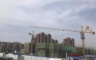 主城区这个危改安置住房项目预计竣工时间定了