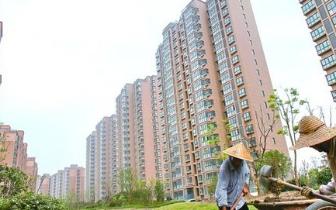 马尾三个安置房小区将于年底竣工并交付使用