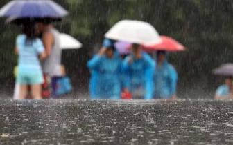 28日起福州高温缓解 全省今后10天雷雨天气较多