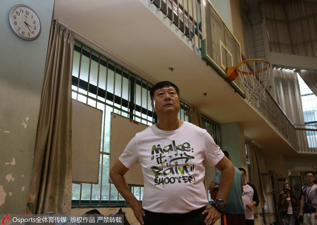 李秋平:张兆旭不会离开上海 新赛季目标保8争4!