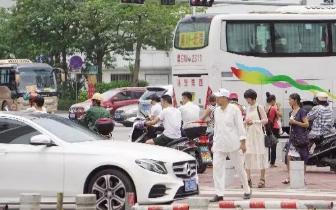 曝光台:闯红灯大PK 哪个路口夺桂冠?