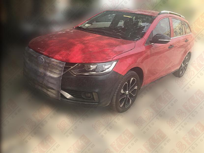 涡轮和自动挡都有了 骏派CX65年底新增车型