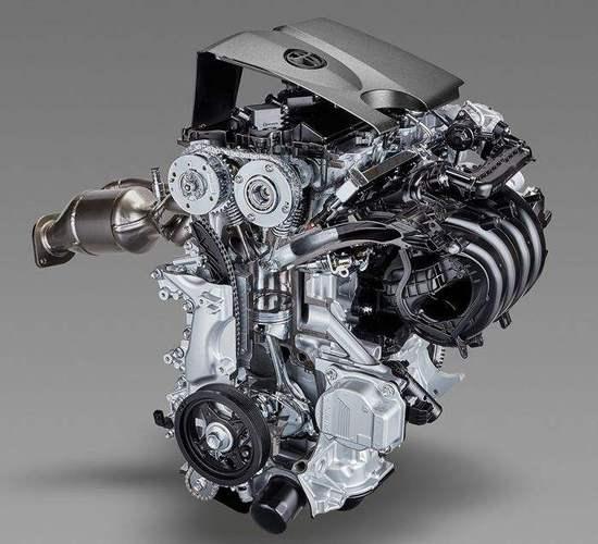 "全新""Dynamic Force""2.0 L四缸发动机"