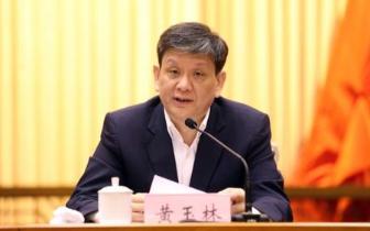 渝中书记黄玉林:推动经济社会高质量发展