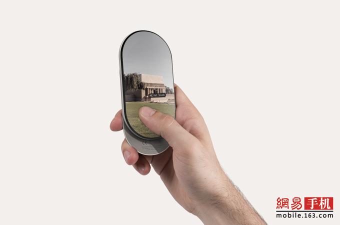 """摩托罗拉概念机Moto Zen曝光:""""极简主义""""设计"""