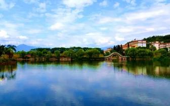 面积达到1800亩 福州市第一大湖年内动建