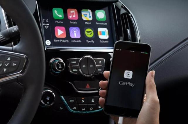 苹果:已有400多款汽车支持CarPlay功能