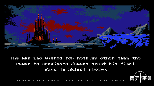 恶魔城情怀的正确出演方式 《血污:月之诅咒》评测