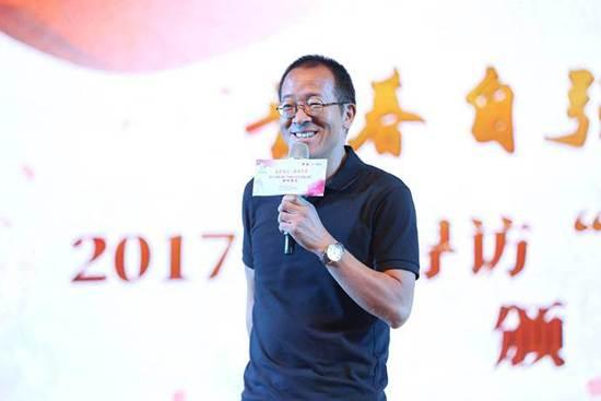自强之星颁奖礼举行 俞敏洪:让自强成为一种习惯