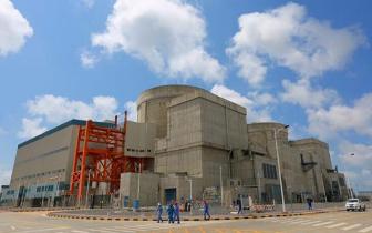 防城港核电站1号机组实现连续安全运行1000天