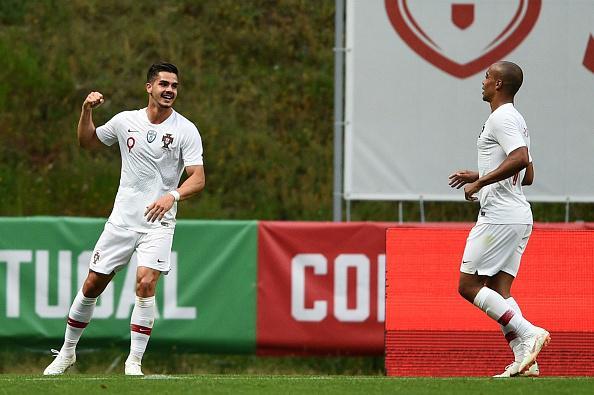 热身-C罗缺阵A席破门 葡萄牙2球领先2-2突尼斯