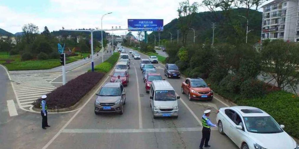 丹寨这些道路将增设交通违法抓拍设备