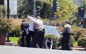 在美中国留学生玩仿真枪被捕 专家:需了解法律