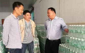 东兴市开展瓶(桶)装饮用水生产专项检查