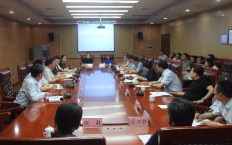 洪洞县考察团赴临汾开发区调研座谈