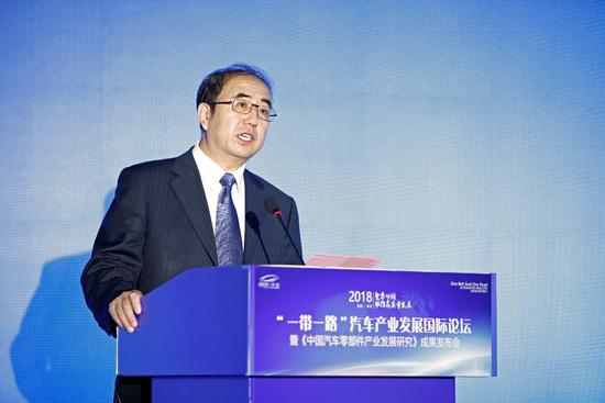 中国汽车技术研究中心有限公司董事长、党委书记、总经理 于凯