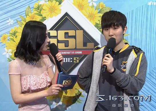 TY:D组第一肯定是神族 sOs选手是我最大的克星