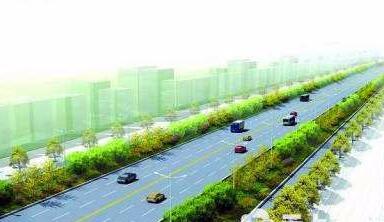 最新进展来啦!荆州高新区迎宾大道下月将开工