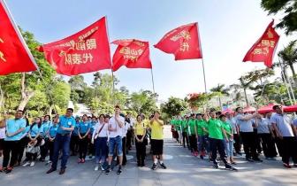 湖里区2018年健康中国行 健身宣传活动圆满落幕