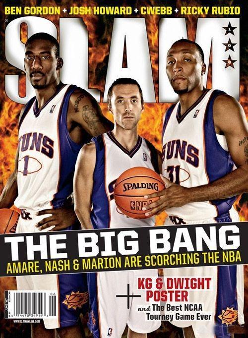 当年凤凰攀上枝,此朝花满金洲桥 现代NBA小球进化史