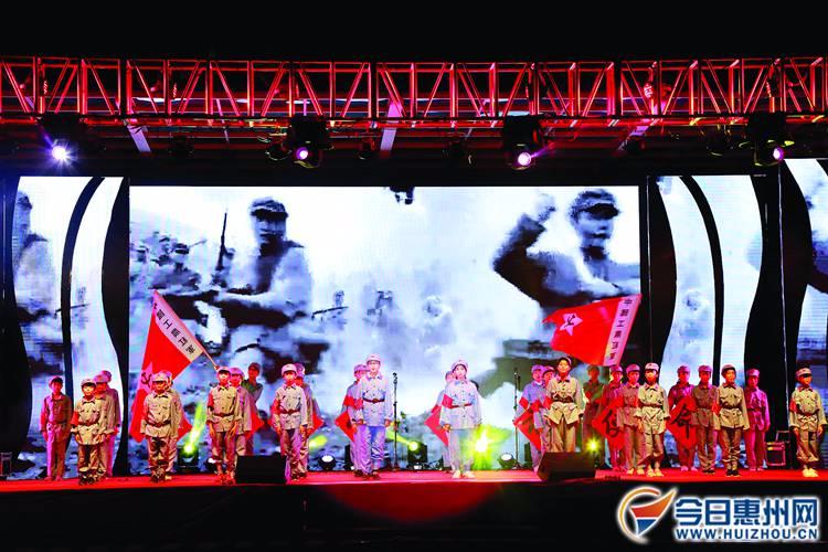 惠州一中实验学校师生秀才艺 直播引29万人次观看