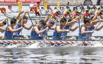 海峡两岸华安九龙江龙舟邀请赛于10日举行