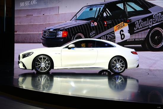 AMG S63 Coupe 4MATIC+售价234.78万元