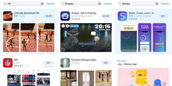 传苹果拟在第三方应用中卖搜索广告 收入分成给开发者