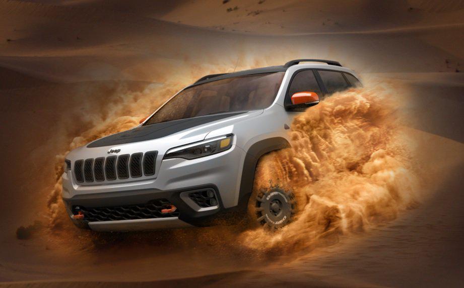 FCA推未来五年规划 2022年Jeep品牌在华推8款车