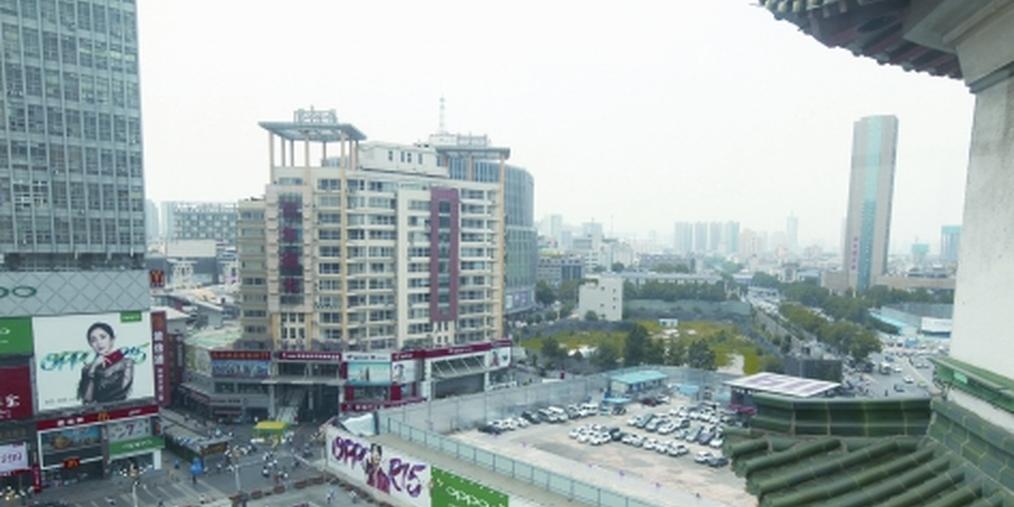 百年德化大变身:二七广场将成绿地广场