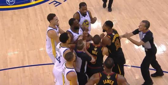 NBA宣布对TT处罚2.5万不会禁赛 2级恶犯降为1级
