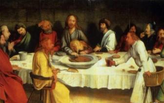 《最后的晚餐》表达了些什么