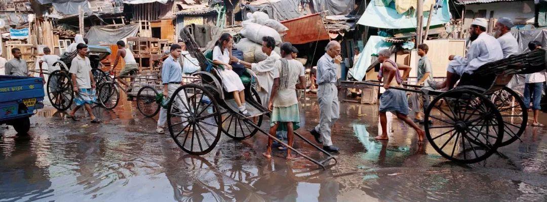 """100年前,中国""""难民""""统治了印度皮革业"""