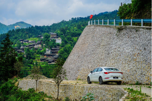 行走巨幅丹青中 昌河A6自驾黔东南探访千户苗寨