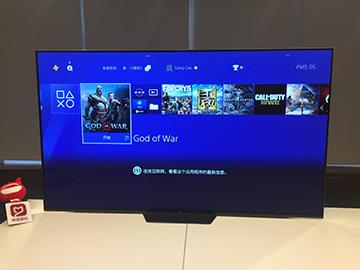 """爱买·评测:电视中的""""战神""""!索尼OLED电视A8F"""