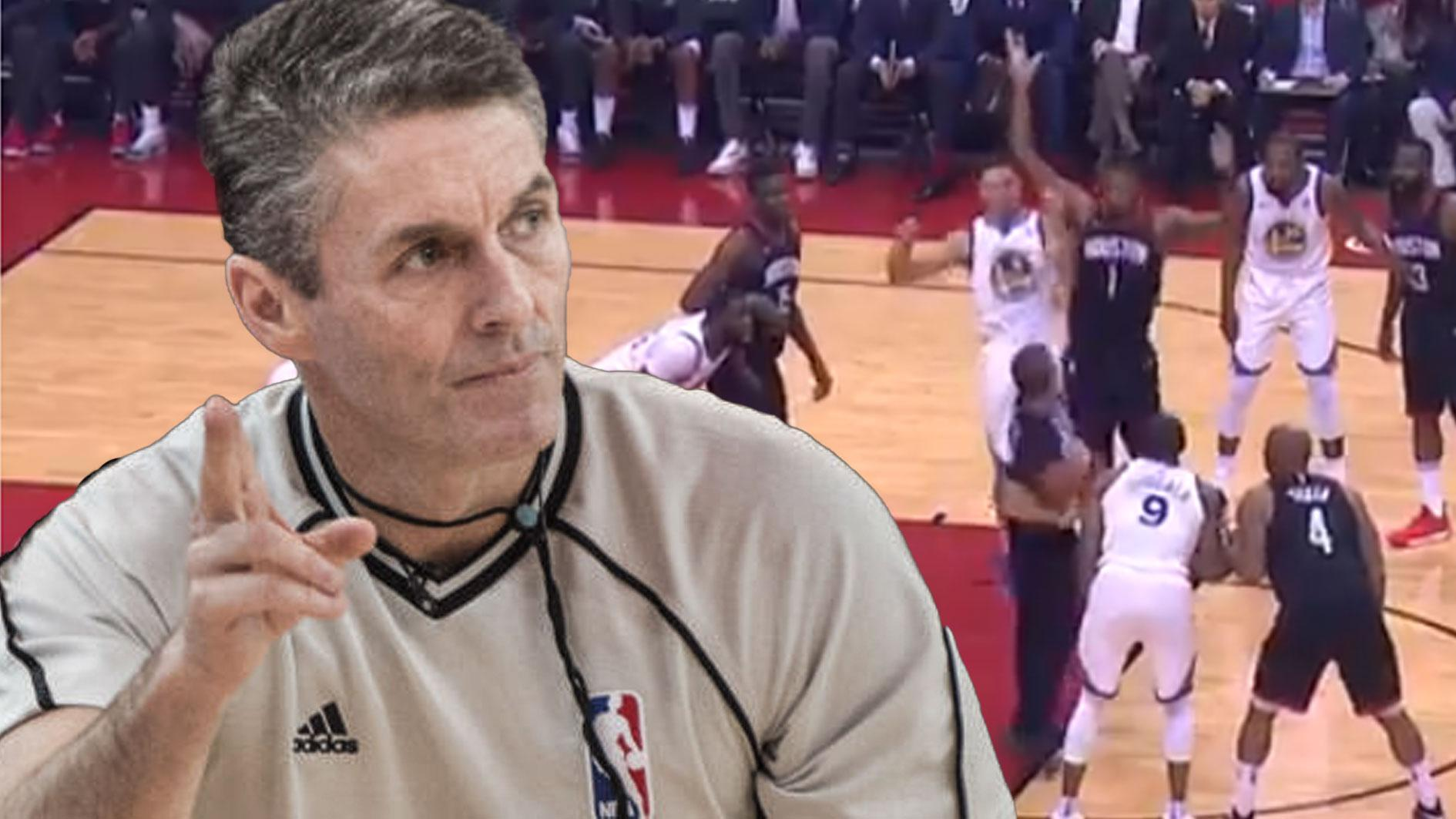 为啥NBA争议判罚越来越多?总决赛12黑衣人大起底