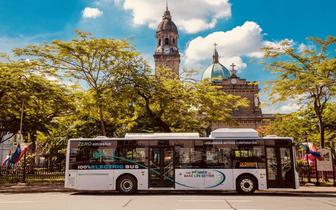 比亚迪3.0交通解决方案首次在海外落地