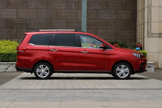 售8.18-8.88万元 6座MPV北汽幻速H5上市