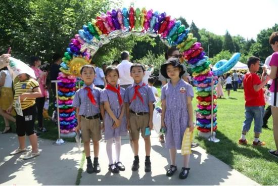 儿童节 ,世界需要敢做梦的孩子