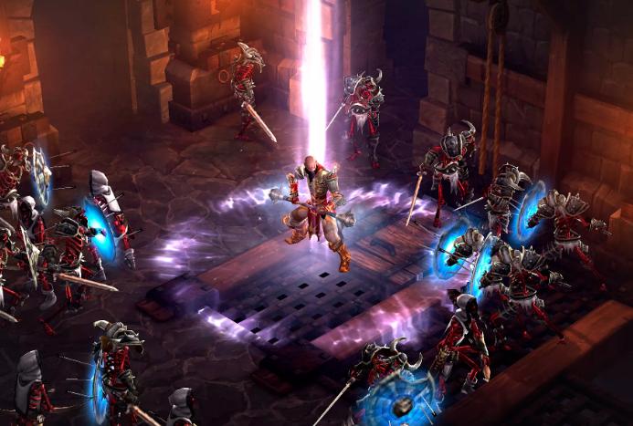 整合全资料片《暗黑3》再次复刻 Xbox版本支持4K画质