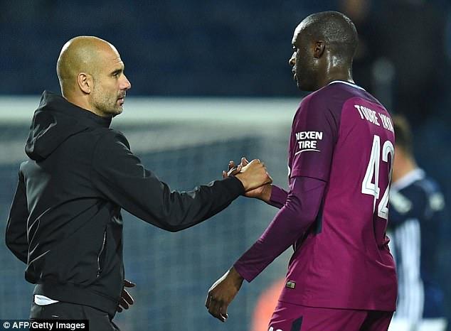 图雷:瓜迪奥拉不喜欢非洲球员 他希望球员去舔他手