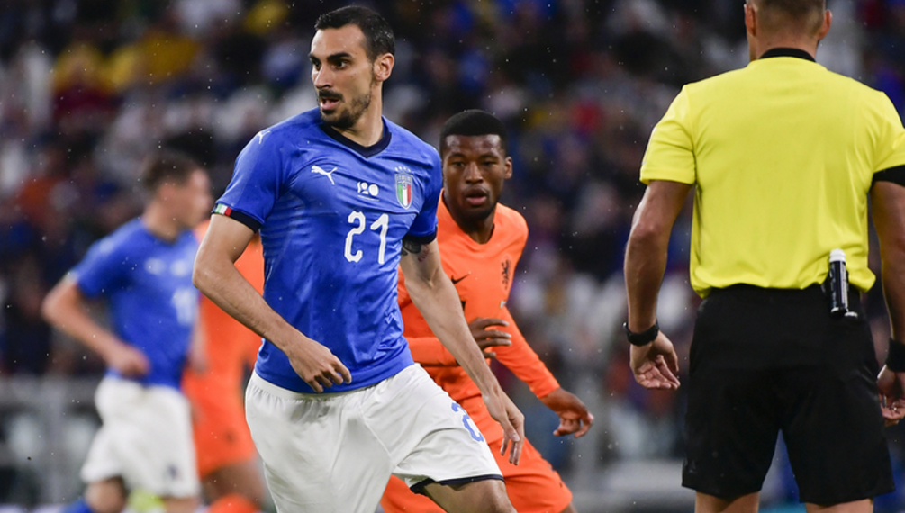热身赛-扎扎建功克里希托染红10人意大利1-1荷兰