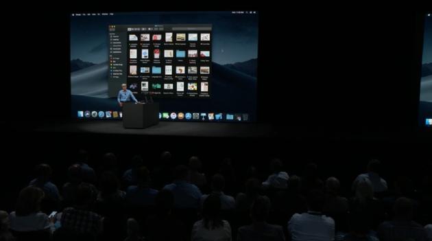Mac OS Mojave添加夜间模式,对熬夜党更加友好