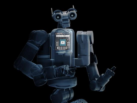 英伟达推出高性能Isaac机器人平台  助力机器人制造