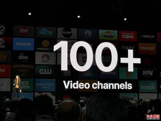 Apple TV OS更新:新增4K HDR,片源/平台更多