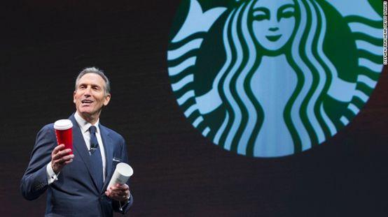 爱咖啡也爱江山!星巴克掌门人宣布退休 还考虑竞选美国总统