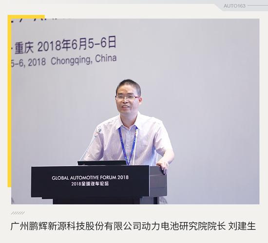 刘建生:今年动力锂离子市场预计有爆发式增长