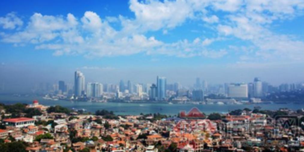 去年福建空气质量 全省九市厦门排第五