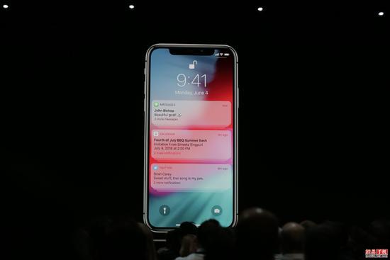 再也不用滑滑滑了iOS12新增通知分组功能