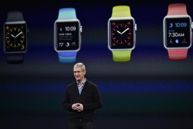 库克:Apple Watch发布后客户满意度一直是业界第一